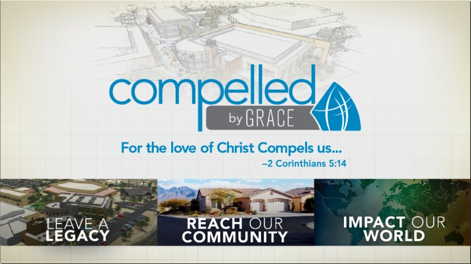 Compelled by Grace